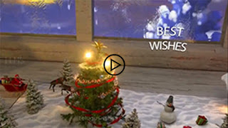 Christmas wishes videos in Telugu