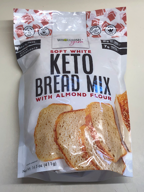 Photo of Wholesome Yum Easy Keto Bread Mix package