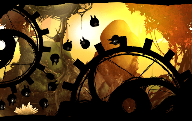 Badland fun Android games to play Offline
