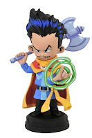 Toy Fair 2020 Diamond Select Skottie Young Marvel Dr Strange 2
