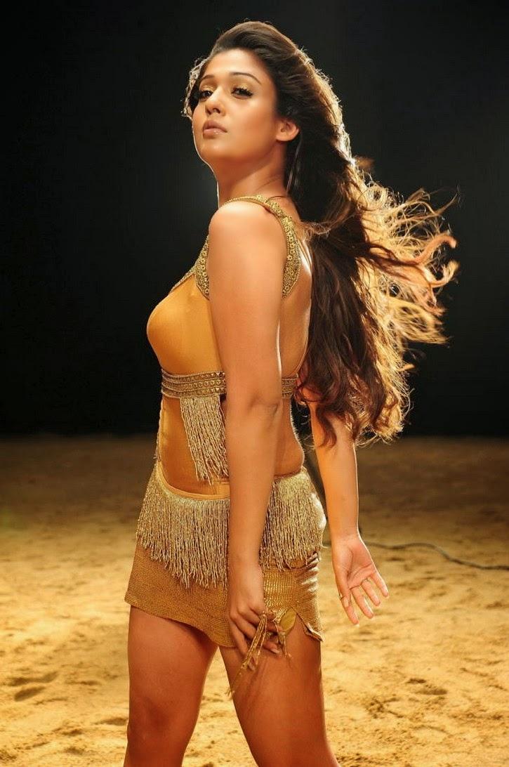 nayanthara sexy song