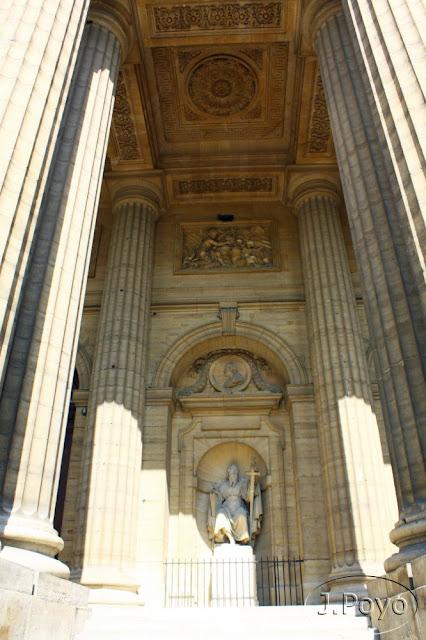 Iglesia de Saint Sulpice de Paris