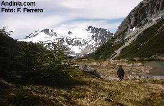 La Roca del Tiempo, cara Sur, año 2003.