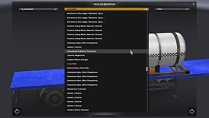 Russian Trailers Pack mod version 2.0