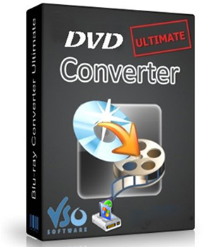 VSO DVD Converter Ultimate 3.6.0.7 Beta + Crack