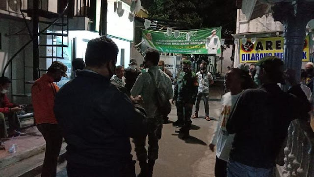 TNI dan Polisi Datangi Rumah Ri2ieq 5hihab Malam Ini, Begini Kata Warga