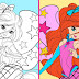 PRINT & COLOR - Winx Season 8 Cosmix + Kiko + Twinkly
