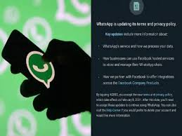 whatsapp privacy police