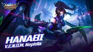 Download the script to get a free poison hanabi skin