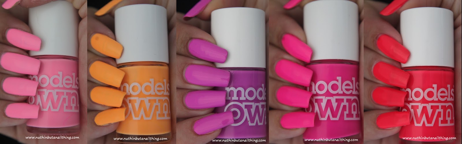 nuthin\' but a nail thing: Models Own - Polish for Tans - New Shades ...