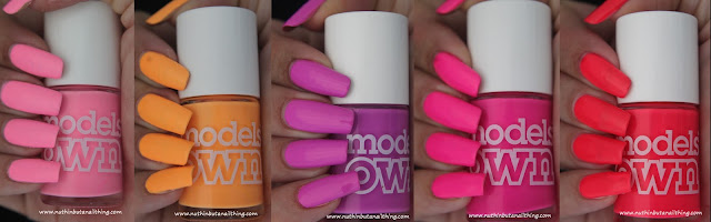 Models Own - Polish for Tans - New Shades For Summer 2016