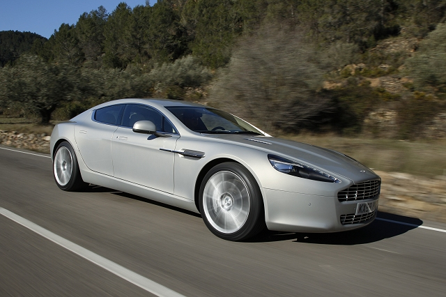 2010 aston martin rapide cars news review