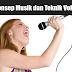 Definisi Konsep Musik, Teknik Vokal, Organ Penggerak Suara