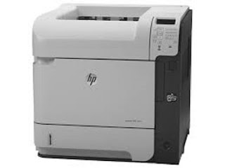 Picture HP LaserJet M602dn Printer