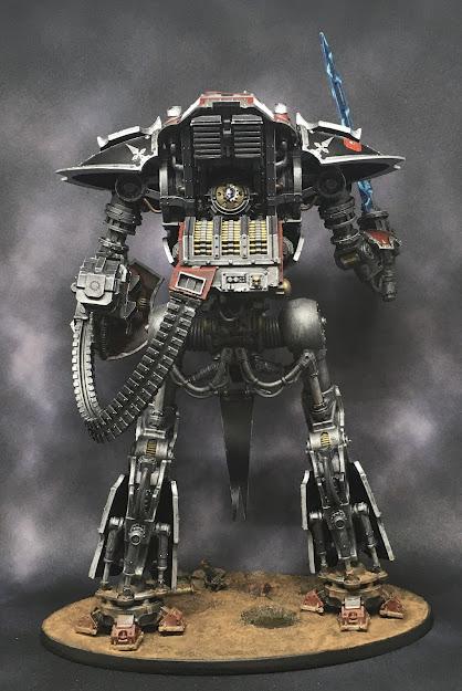House Taranis Cerastus Knight-Castigator