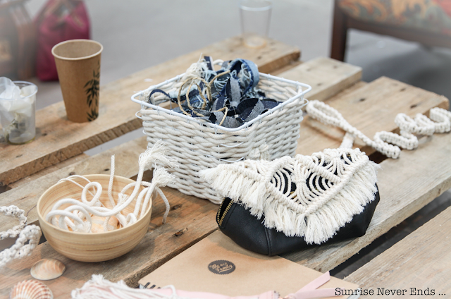 denim daze party,eqlove,biarritz,julie eye see,french california,denim,macramé,atelier de macramé,leçons de macramé