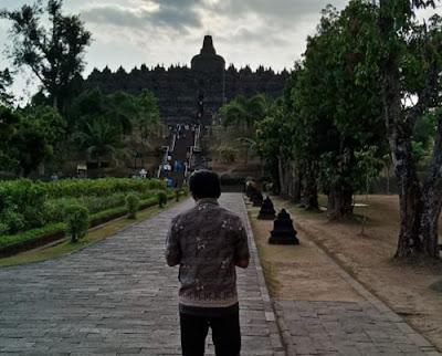 Paket Wisata dari Kediri ke Jogja (Candi Borobudur)