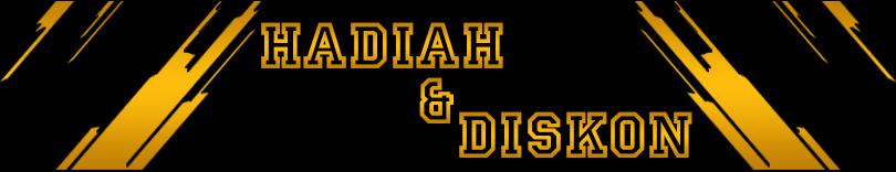DISKON & HADIAH TOGEL TERBESAR