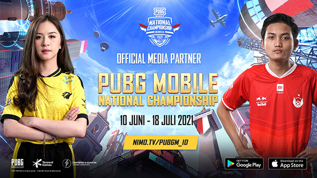 pubg mobile pmnc 2021 nimo tv
