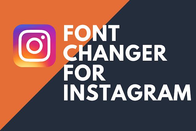5 Best Font Changers For Instagram[2021]