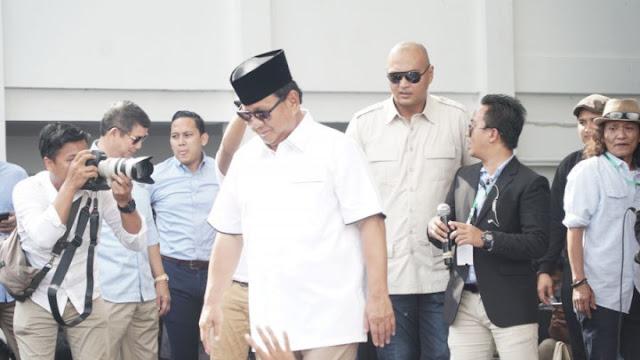Elektabilitas Prabowo Terkuat, Pengamat: Sejak 2014 Publik Sudah Ragu pada Lembaga Survei