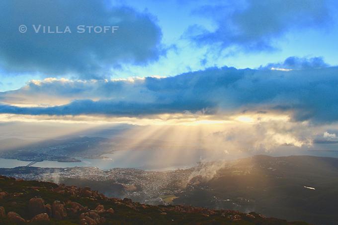 Mount Wellington, Tasmanien / Weltreise mit Kind / Reiseblog