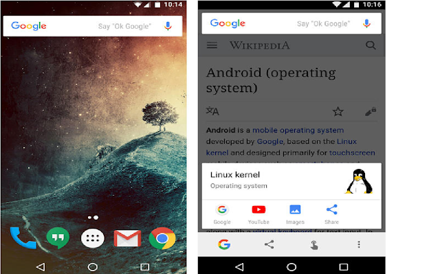 Android version 6.0: Marshmallow