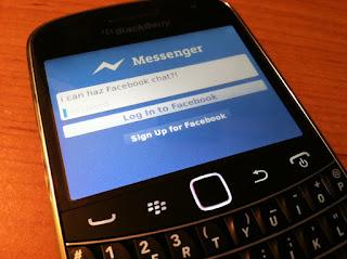 tải facebookc ho dòng điệnt hoại balckberry 9700
