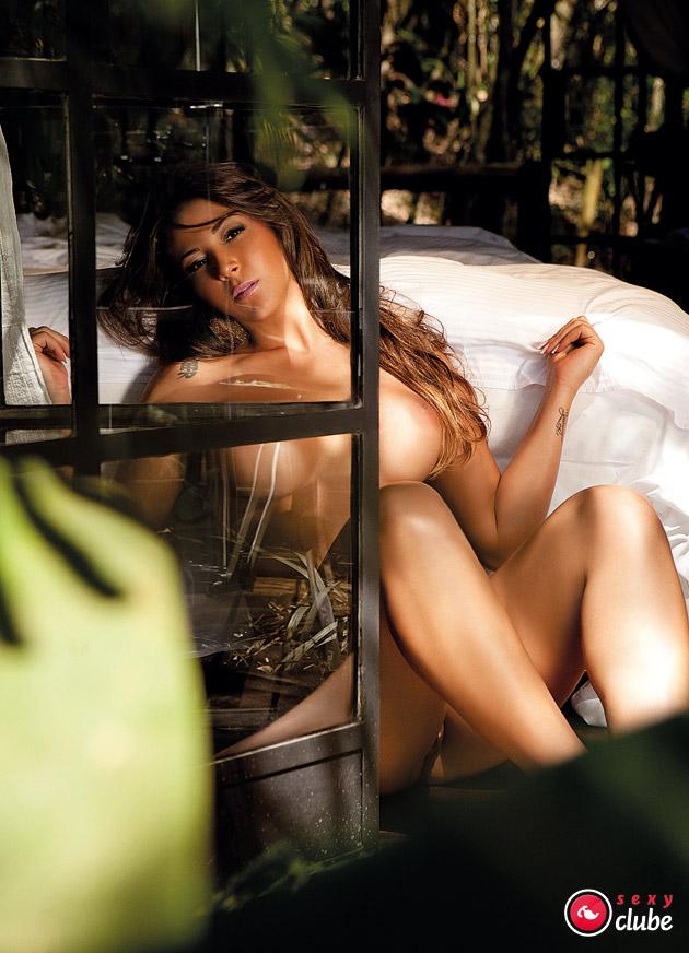 Revista sexy andressa soares a mulher melancia - 3 part 7