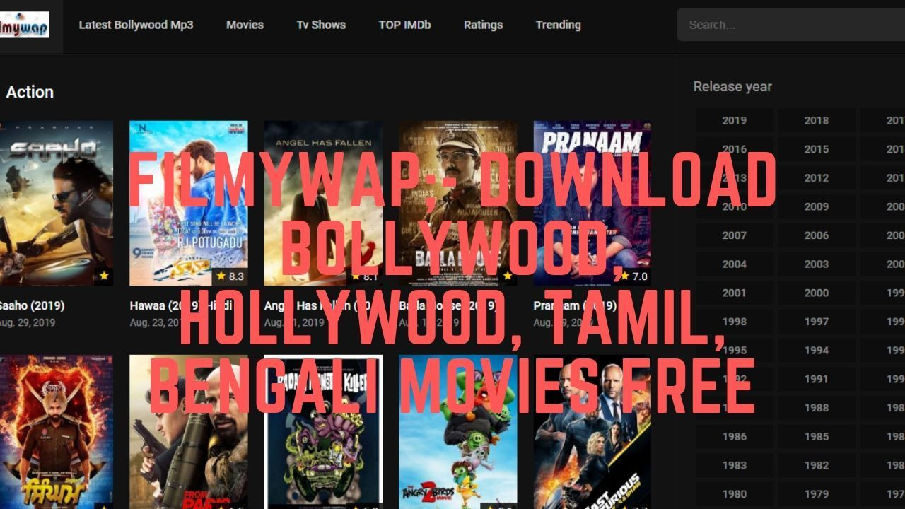 Hollywood, South Indian Dubbed Movies Online Download