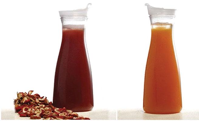 Hawthorn Jelly Juice / Wild Sea Buckthorns Juice