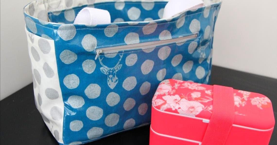 tuto lunch bag pour pater les copines au bureau couture grenoble 06 67 95 14 18. Black Bedroom Furniture Sets. Home Design Ideas