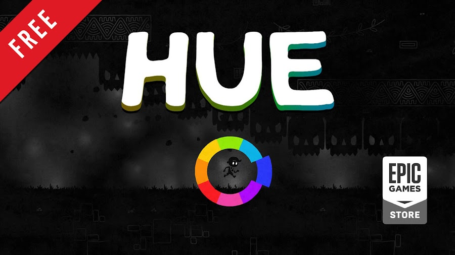 hue free pc epic games store fiddle sticks curve digital 2020 puzzle platformer game