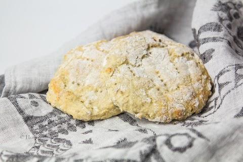 Oatmeal Flatbread