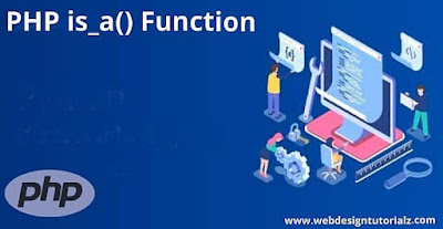 PHP is_a() Function