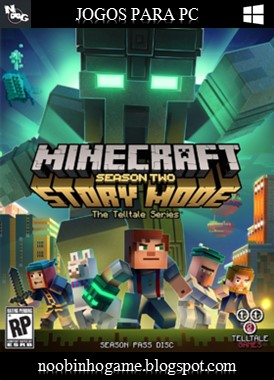 Download Minecraft Story Mode Season Two PC