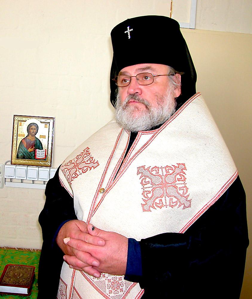 Архиепископ Лонгин Клинский