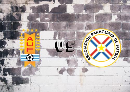 Uruguay vs Paraguay  Resumen