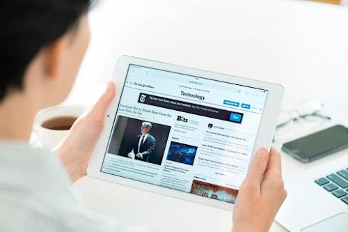 افضل المواقع العربية للحصول على الاخبار التقنية