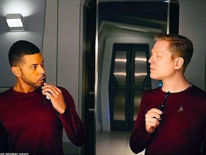 Star Trek apresenta seu primeiro casal gay ao universo