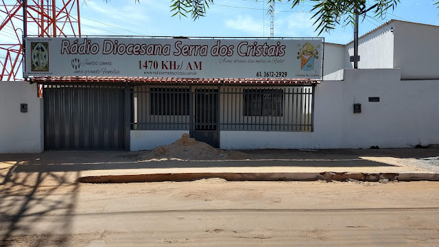 Estúdios da Serra dos Cristais FM 89,3