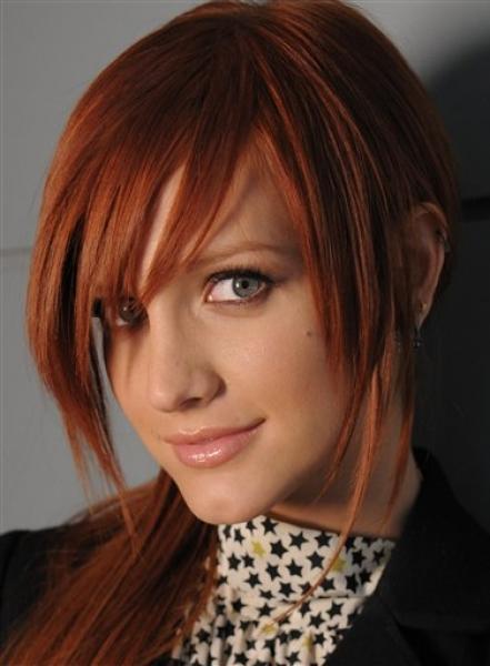 Red Hair Color Shades Blog Make Hairstyles