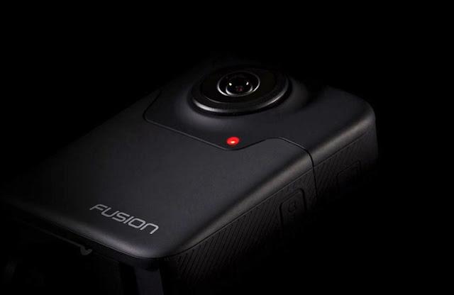go pro fusion, go pro 360, go pro baru