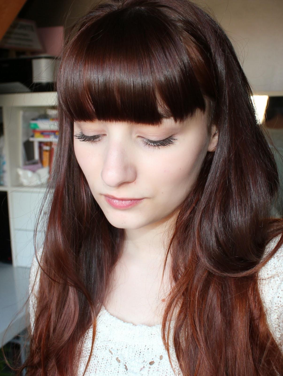 couleur auburn sur cheveux chatain fonce coloration des cheveux moderne. Black Bedroom Furniture Sets. Home Design Ideas