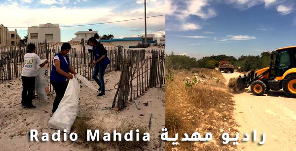 الشابة : حملة نظافة للغابات والشواطئ (صور)
