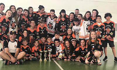 Hockey Tigres Aranjuez Villarrobledo