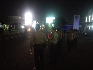 Polres Cirebon Kota Tekan Gelombang Masa Yang Akan Mengikuti Demo Di Jakarta