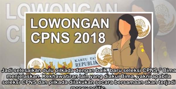 CPNS Tahun 2018