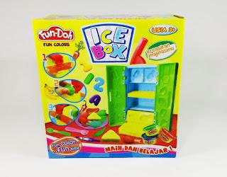 Fun Doh Ice Box