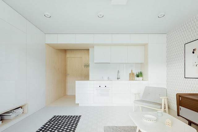 Cocinas minimalistas para inspirarte